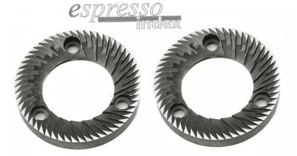mahlscheiben mahlscheibenpaar cimbali espressom hle kaffeem hle espressoindex. Black Bedroom Furniture Sets. Home Design Ideas